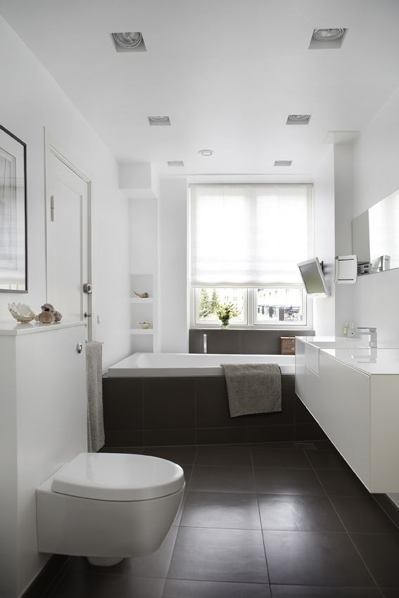 24 best BADKAMER | SCHUIN DAK images on Pinterest | Bathrooms decor ...
