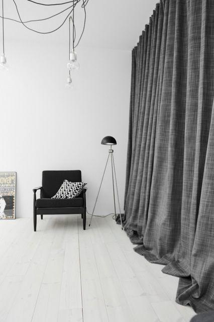 © stylus.pl | #homedecor #homeinspiration #interiors #fabric #curtains #blackout #window #eclipse
