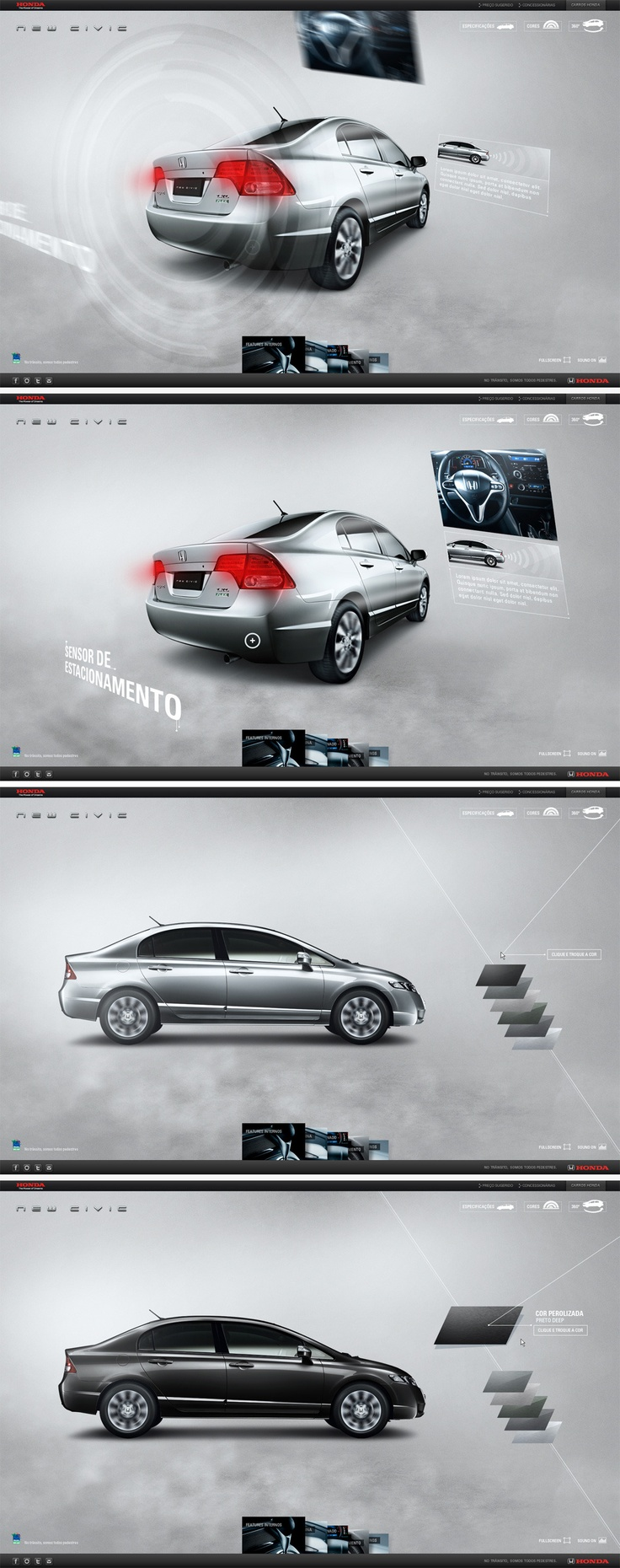 #Car, #Interaction, #Interactive