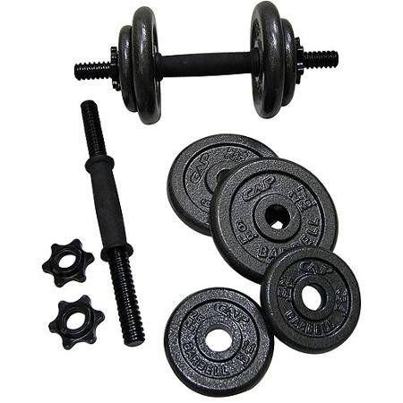 Gold's Gym 40lb Adjustable Dumbbell, Set of 2 http://adjustabledumbbell.info/product/golds-gym-40lb-adjustable-dumbbell-set-of-2/