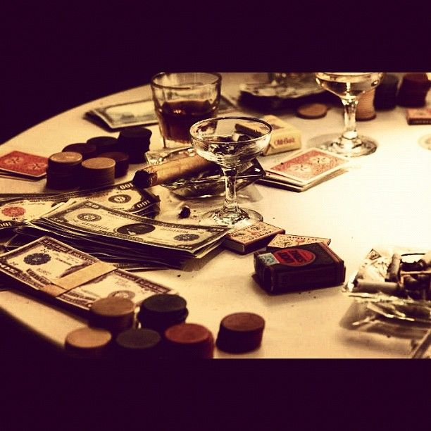Ain't nothing like a gangster party #BoardwalkEmpire #gambling - @norubbers- #webstagram