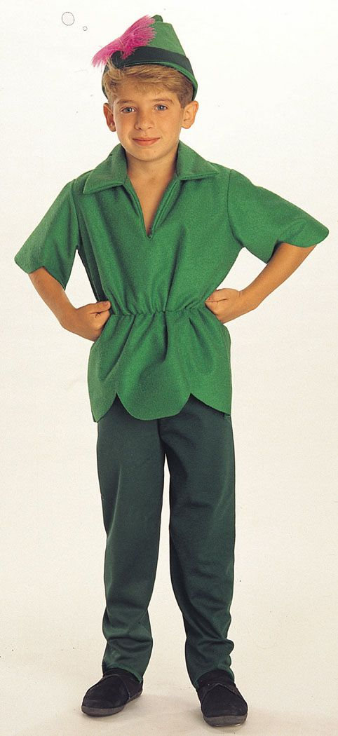 Awesome Costumes Peter Pan Costume just added...