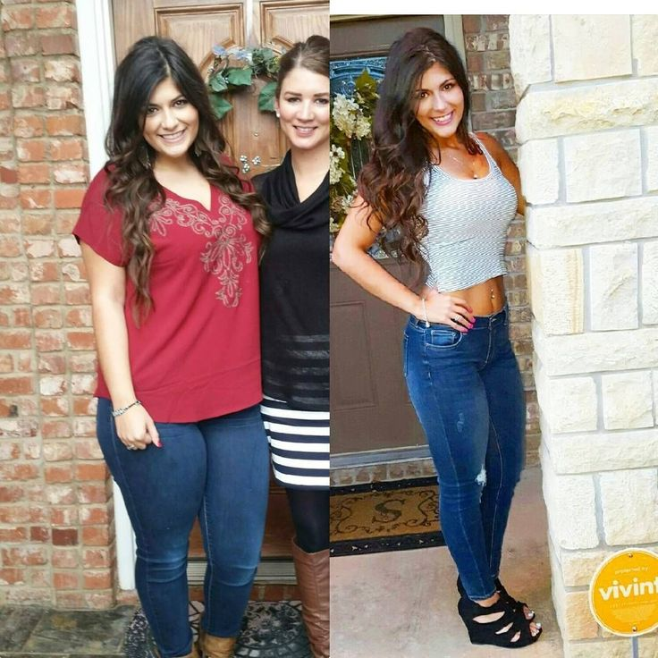 Bailey Swaydan Lost Over 50lbs In 6 Months By Reducing Carbs & Working Out! - TrimmedandToned