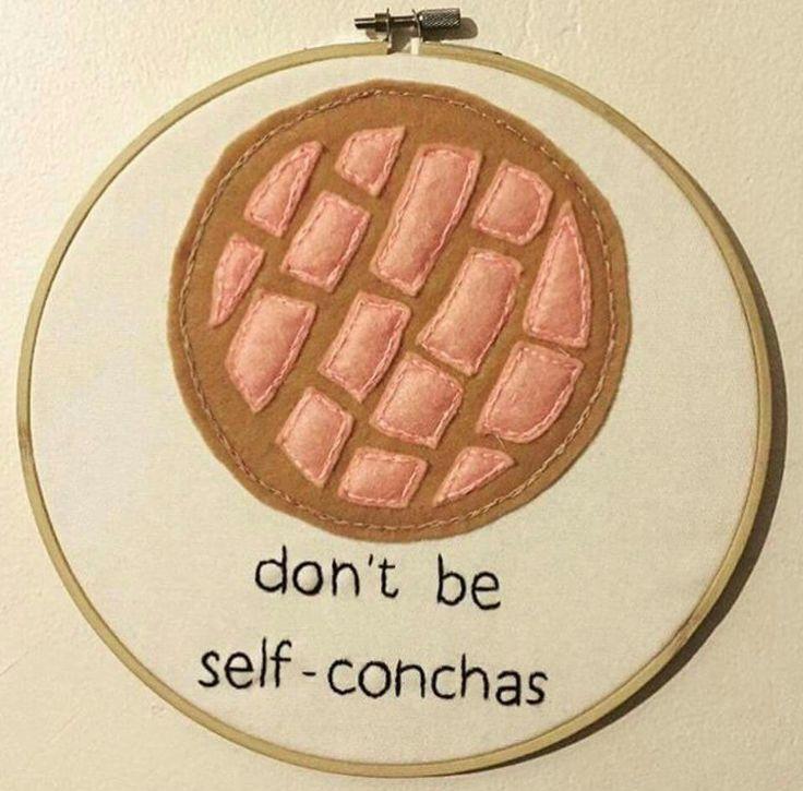 Mexican humor, conchas