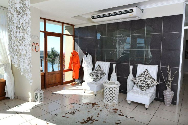 Our on-site Mangwanani Spa