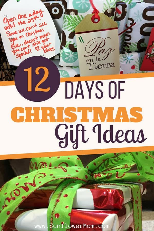 How To Celebrate 12 Days Of Christmas With Easy Ideas 12 Days Of Christmas Christmas Gifts For Kids Cheap Christmas Gifts