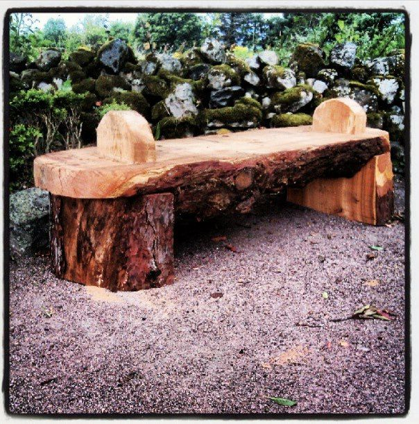 Best Outdoor Wooden Benches Ideas On Pinterest Wood Bench