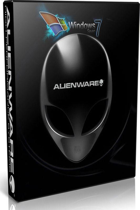 Windows 7 Alienware Blue Edition ISO Download Windows 7 Alienware