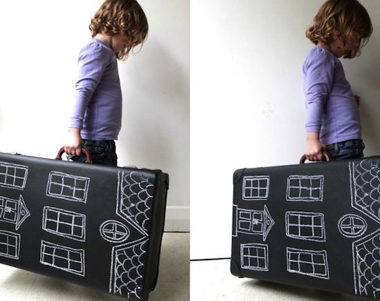 Suitcase Dollhouse | Upcycle That