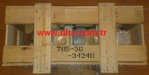 705-56-34240 Hidrolik Pompa Komatsu WA420-1 (ID#341923): satış, İstanbul'daki fiyat