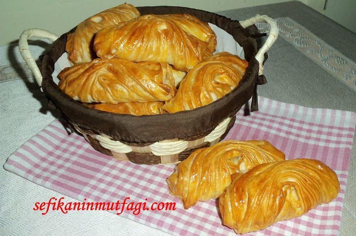 Midye Börek Tarifi #börek #hamur #hamurişi #recipes  http://sefikaninmutfagi.com/midye-borek-tarifi/