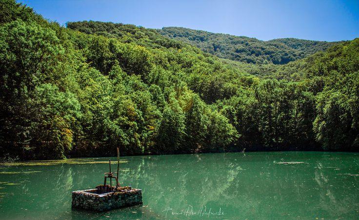 Beautiful lake in Bükk National Park Photo by ©Timea Mia Medveczki