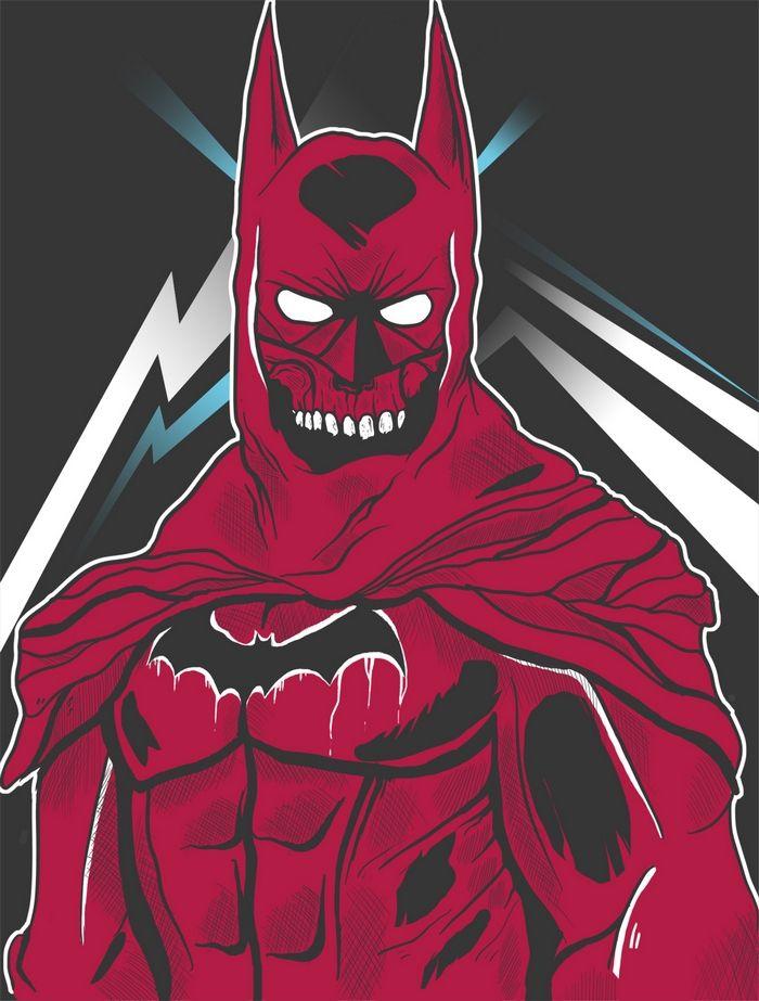 Batman, Poster © KibooT