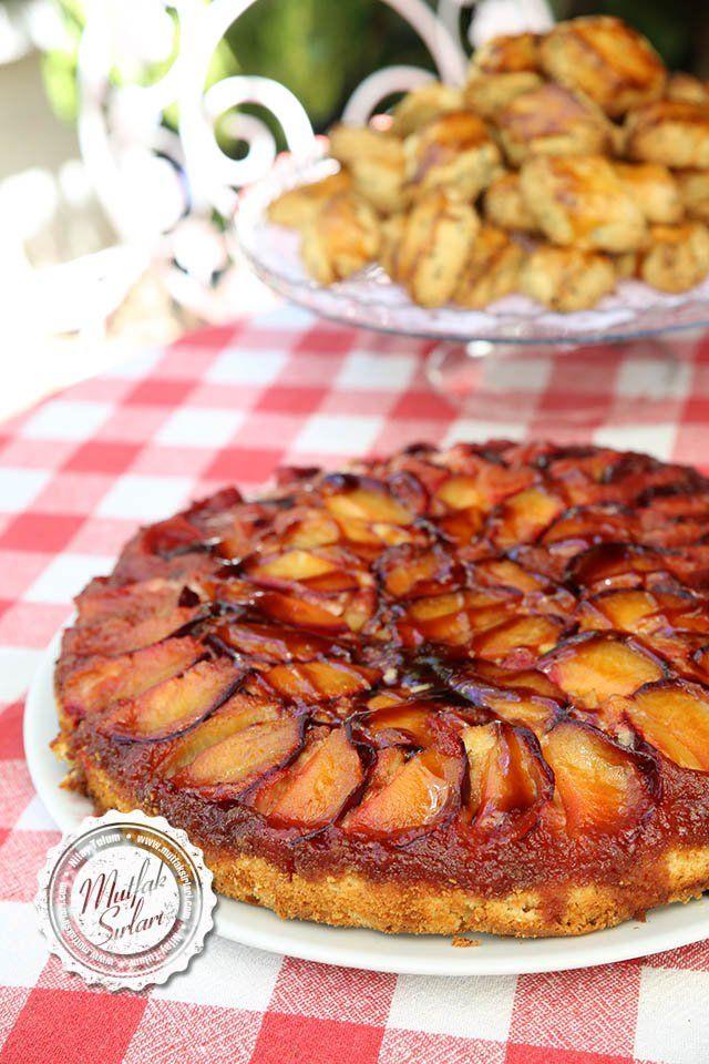 Erikli Ters Yüz Kek nasıl yapılır ? Ayrıca size fikir verecek 2 yorum var. Tarifin püf noktaları, binlerce yemek tarifi ve daha fazlası...