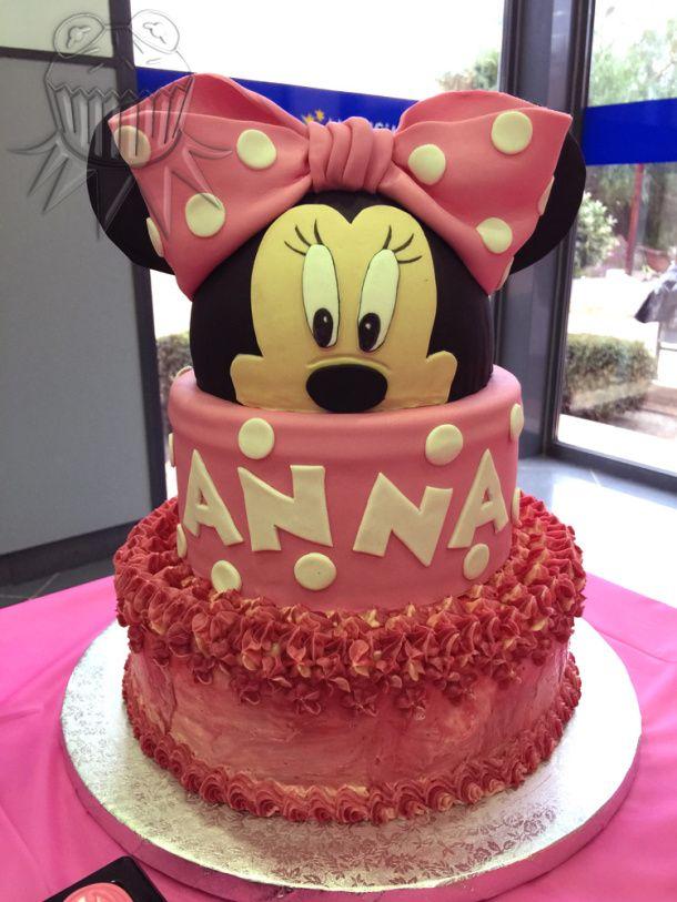 Minnie Cake Tarta de Minnie