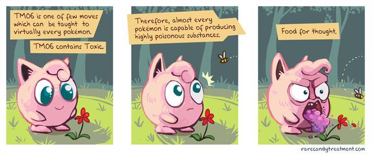 24 Funny Pokemon Comics From Rare Candy Treatment - Memebase - Funny Memes | Funny Pics With Caption