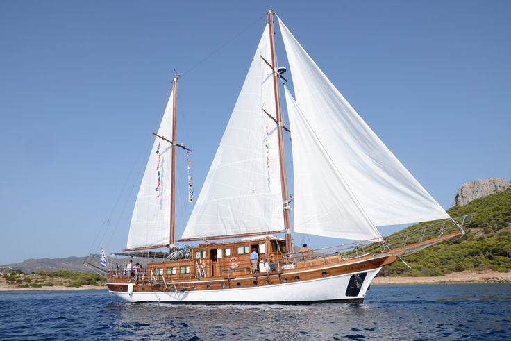Sail & Cycle in Greece