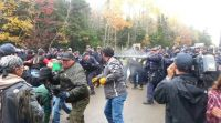 #MIKMAQBLOCKADE: RCMP Respond to First Nations Fracking Protest with Arrests, Snipers