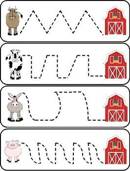 farm center printables farm animals unit study farm unit farm lessons preschool writing. Black Bedroom Furniture Sets. Home Design Ideas