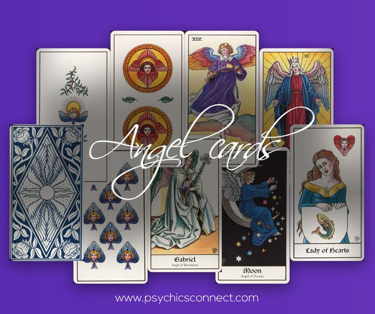 Angels will communicate with you through the cards to give you answers and gentle advice. Angel Card Readings are a fun and positive way to connect with your angel and experience their guidance, love, and support.