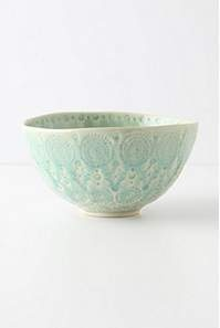 And the matching bowls! Old Havana Bowl