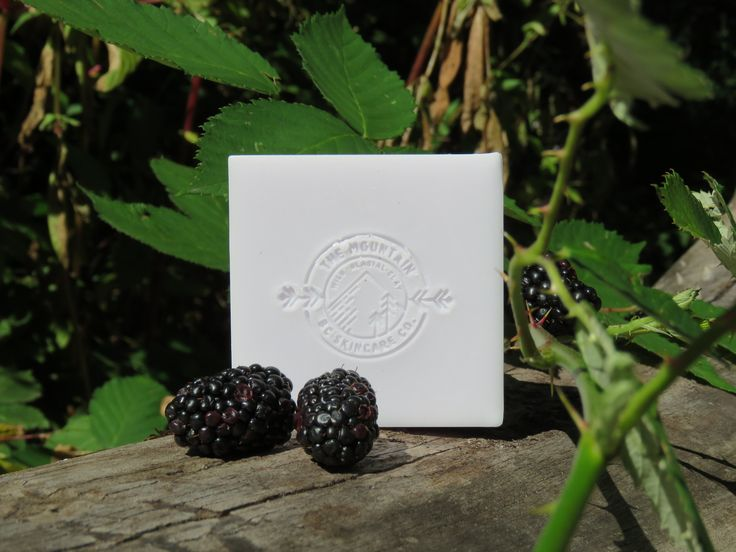 """""""BLACKBERRY"""" ~ BC Wild Glacial Clay Organic soap ~ Made by: THE MOUNTAIN: BC SKINCARE CO. for $15.00 CAD bcmnt.skincareco@gmail.com"""