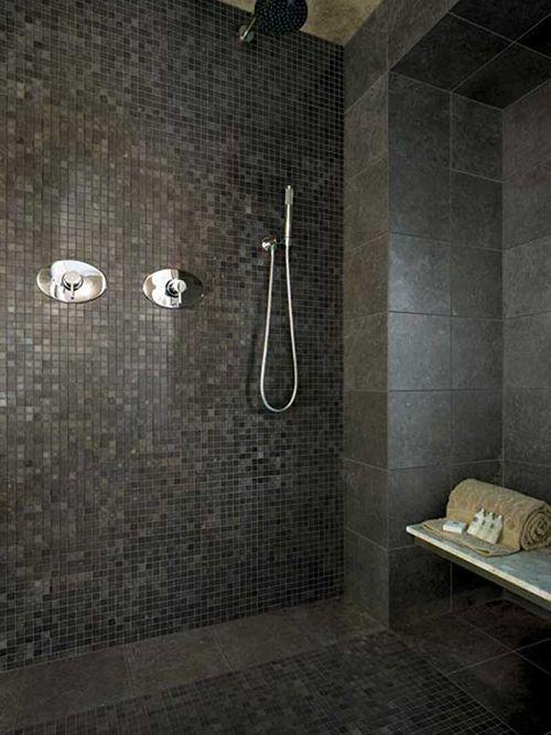 Badkamer ontwerpen met Mozaïek tegels | Interieur inrichting