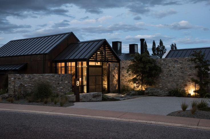 Bardon, Wanaka Sumich Chaplin Architects » Archipro