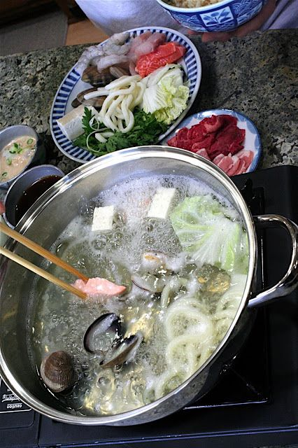 How to have Shabu Shabu at home!