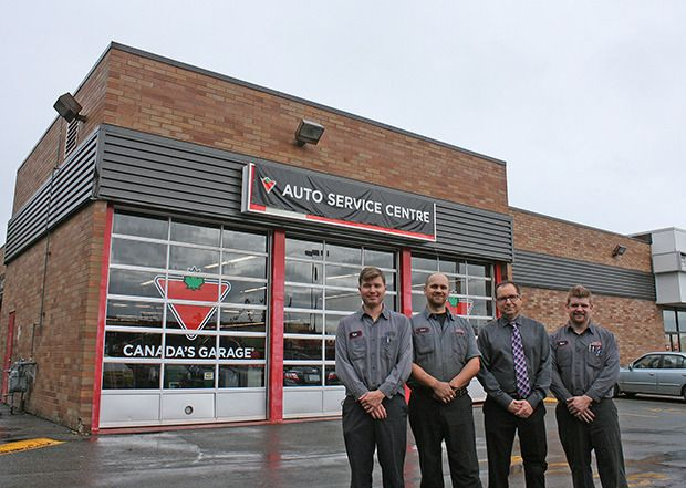 Gordon Head Canadian Tire location shifts to automotive centre with November opening of Hillside Canadian Tire store