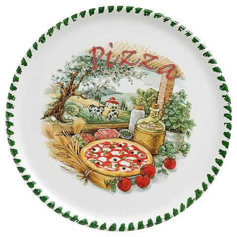 Γιατί και η pizza θέλει το πιάτο της!