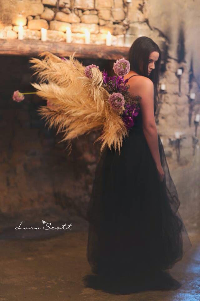 Angel with flower wings www.larascott.co.za