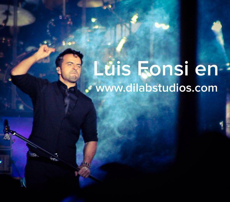 Visita www.dilabstudios.com con las fotografías de Luis fonsi.
