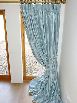 Best Fabrics We Like Images On Pinterest Laura Ashley Ducks - Laura ashley silk curtains