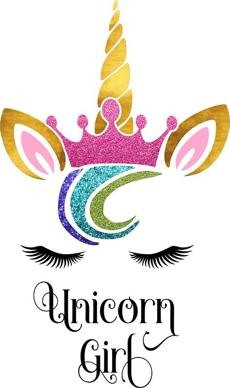 Unicorn Girl / Einhorn, Märchenfigur