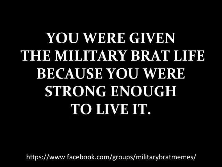 59 Best I Am An Army Brat Images On Pinterest