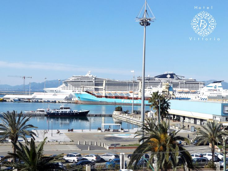 http://www.hotelbjvittoria.it   #vistamare #hotel #Cagliari #Sardegna