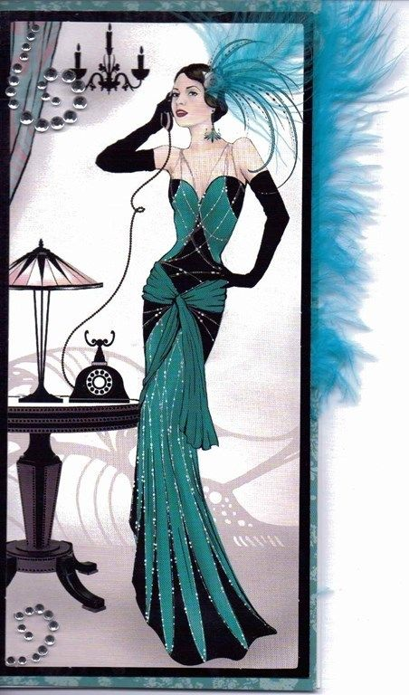 Femme fatale. Años 30