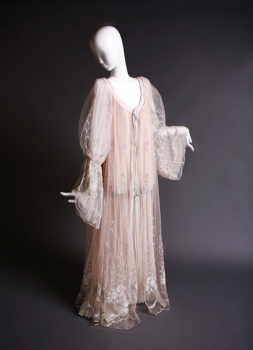 """Bill Gibb """"Princess"""" Gown Ensemble , 1975"""