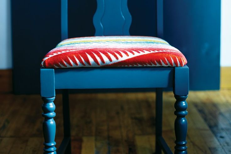 Expert advise for painting old chairs from Robert Sangster.