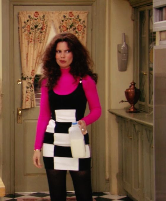 #WardrobeGoals: Fran Fine from 'The Nanny'