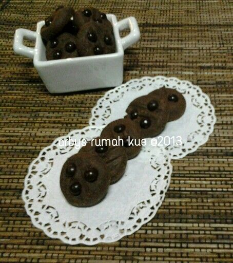 Double choco chips