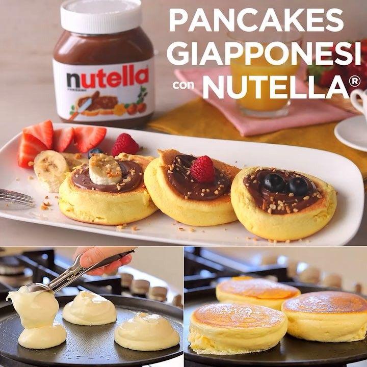 f3b46ae74c7212217b983ae17377145f - Ricette Pancake Nutella