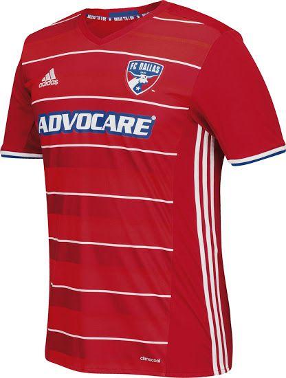 FC Dallas 2016 Adidas Home Shirt