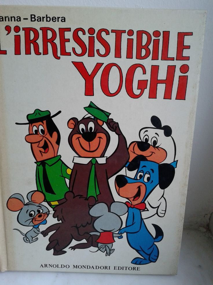 L'irresistibile Yoghi Hanna Barbera
