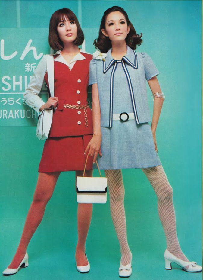 1969 japanese fashion