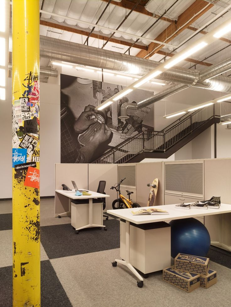 Vans inc headquarters cypress california by pollack for Office design awards
