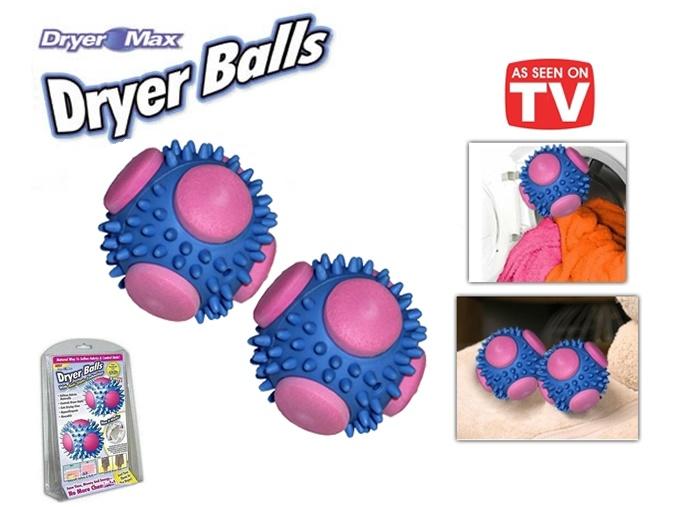 Çamaşır Kurutma ve Yumuşatma Topu Dryer Balls - 6.69 TL + KDV