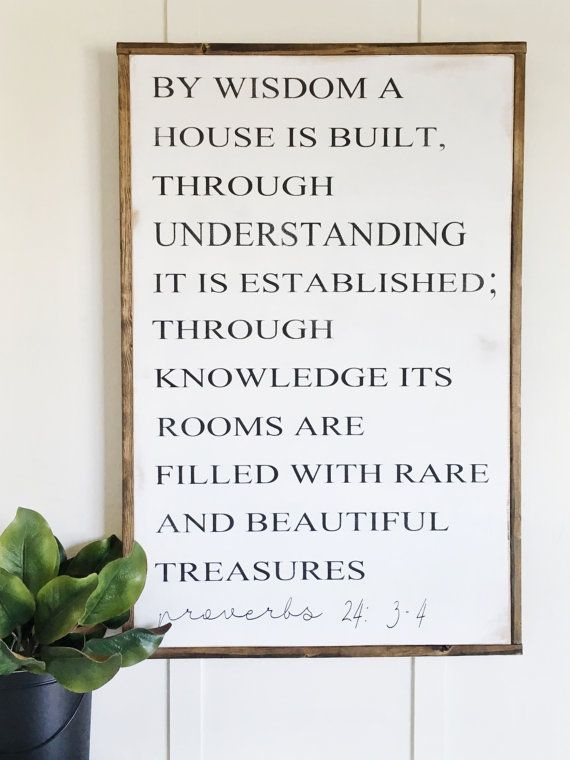 Hey, I found this really awesome Etsy listing at https://www.etsy.com/listing/266243715/proverbs-243-4-rustic-decor-hand-painted