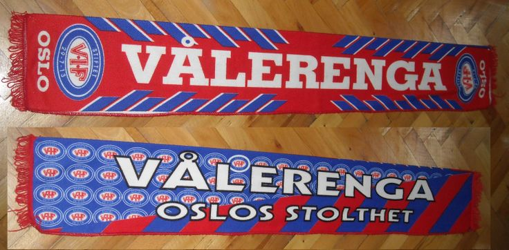 Valerenga IF Buy it from www.ScarvesForSale.eu